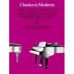 CLASSICS TO MODERN 6