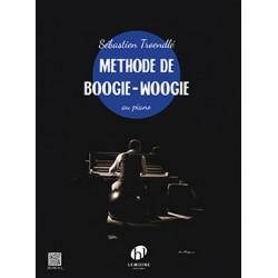 TROENDLE Sébastien METHODE BOOGIE WOOGIE