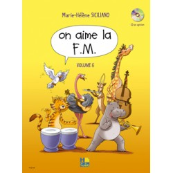 SICILIANO ON AIME LA FM6