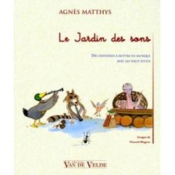 MATTHYS LE JARDIN DES SONS