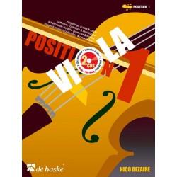 Viola Position 1
