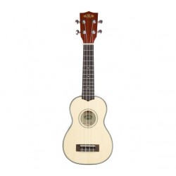 KALA UKULELE SOPRANO TABLE EPICEA MASSIF GLOSS