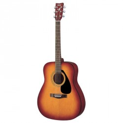 GUITARE FOLK ACOUSTIQUE YAMAHA F310TBS TOBACCO BROWN SUNBURST