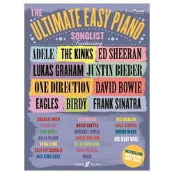 The Ultimate Easy Piano Songlist (Easy Piano)