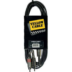 YELLO CABLE K02-3