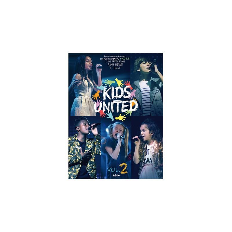 PARTITION -KIDS UNITED 2 - ACHAT EN LIGNE BAUER MUSIQUE.