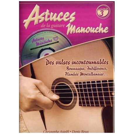 Auteur ASTOLFI Christophe Auteur ROUX Denis ASTUCES MANOUCHE 3