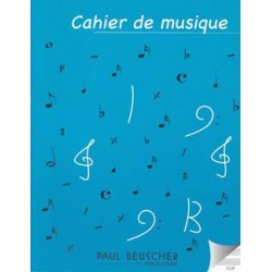 CAHIER 12 PORTEES 48 P