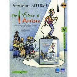 ALLERME DE L ELEVE A L ARTISTE 4 PROFESSEUR