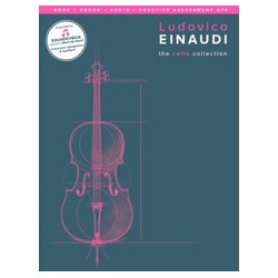 Ludovico Einaudi The Cello Collection cello book