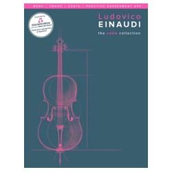 Ludovico Einaudi The Cello Collection cello book