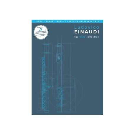 Ludovico Einaudi The flute Collection book