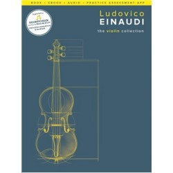 Ludovico Einaudi The violon Collection book