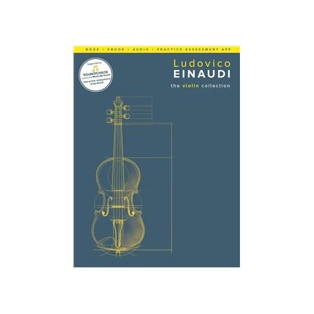 Ludovico Einaudi The violon Collection book