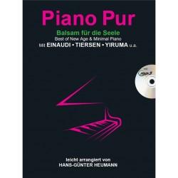 PIANO PUR EINAUDI TIERSEN YIRUMA