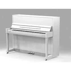 Samick 118 harmonie blanc brillant