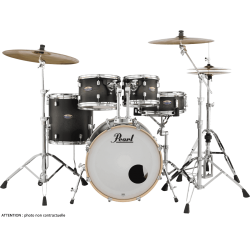 "PEARL DECADE MAPLE ROCK 22"" 5 FUTS WHITE SATIN PEARL"
