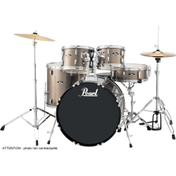 "PEARL ROADSHOW 22"" 5 FUTS BRONZE METALLIC"