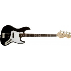 GUITARE BASSE SQUIER Jazz bass Affinity black RW 0310760506