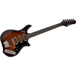 HAGSTROM RETROSCAPE CONDOR BROWN BURST