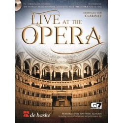 LIVE AT THE OPERA CLARINETTE