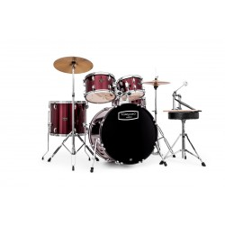 TORNADO BY MAPEX TND5294FTCDR STAGE 22 WINE RED