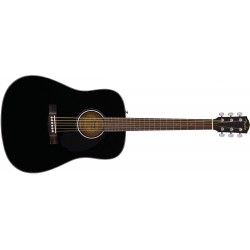 FENDER CD60S BLACK