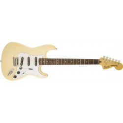 SQUIER STRATOCASTER VINTAGE MODIFIED 70'S VINTAGE WHITE