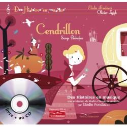 CENDRILLON - DES HISTOIRES EN MUSIQUE