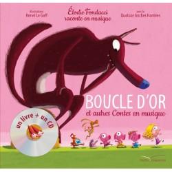 BOUCLE D'OR et autres contes en musique