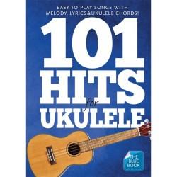 101 HITS POUR UKULELE