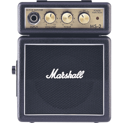 AMPLI 2W GUITARE ELECTRIQUE MARSHALL MS2