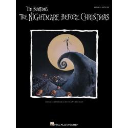 THE NIGHTMARE BEFORE CHRISTMAS - TIM BURTON