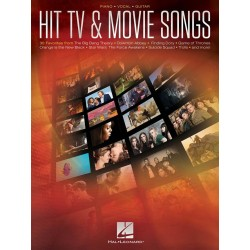 HIT TV & MOVIE SONGS - PVG