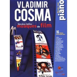 VLADIMIR COSMA - SES PLUS BELLES MUSIQUES DE FILM VOL1