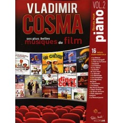VLADIMIR COSMA - SES PLUS BELLES MUSIQUES DE FILM VOL2