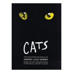 CATS - ANDREW LLOYD WEBBER - PIANO CHANT