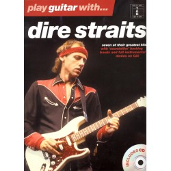 PLAY GUITAR WITH... DIRE STRAITS GUITARE TABLATURES