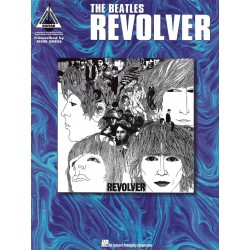 THE BEATLES REVOLVER - GUITARE