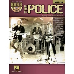 PLAY ALONG THE POLICE BASS