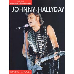 Johnny Hallyday: Collection Grands Interprètes~ Songbook d'Artiste (Piano, Chant et Guitare)