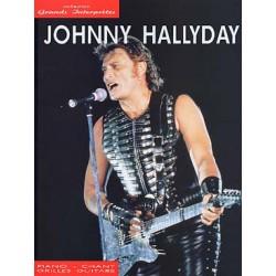 Johnny Hallyday: Collection Grands Interprètes~ Songbook d'Artiste (Piano, Chant et Guitare)