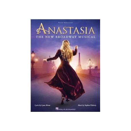 ANASTASIA THE NEW BROADWAY MUSICAL