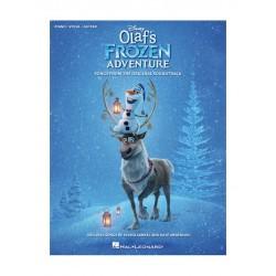 OLAF S FROZEN ADVENTURE PVG