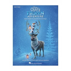OLAF S FROZEN ADVENTURE EASY PIANO