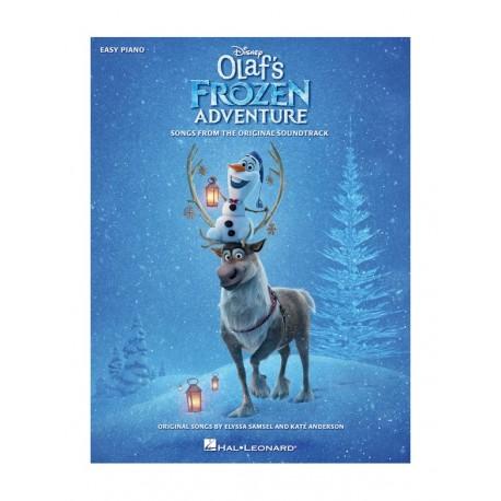 OLAF S FROZEN ADVENTURE EASY PIANO