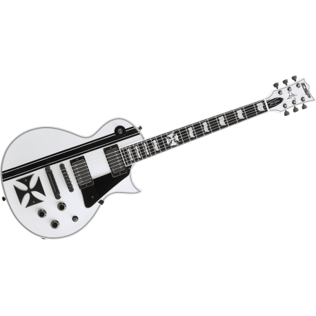 ESP IRON CROSS JAMES HETFIELD CUSTOM SHOP