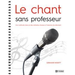 LE CHANT SANS PROFESSEUR