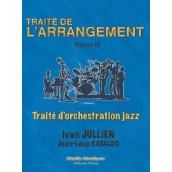 JULLIEN TRAITE ORCHESTRATION JAZZ IV