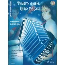 MAUGAIN MODERN MUSIC LATINO JAZZ ACCORDEON